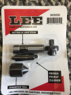 Lee case conditioning kit cutter and lock stud - chamfer tool primer pocket